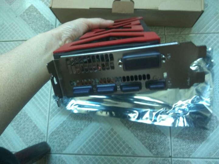 迪兰(Dataland)RX 570 4G X-Serial1270-1320/7000MHz 4GB/256-bit GDDR5 DX12独立游戏显卡 晒单图