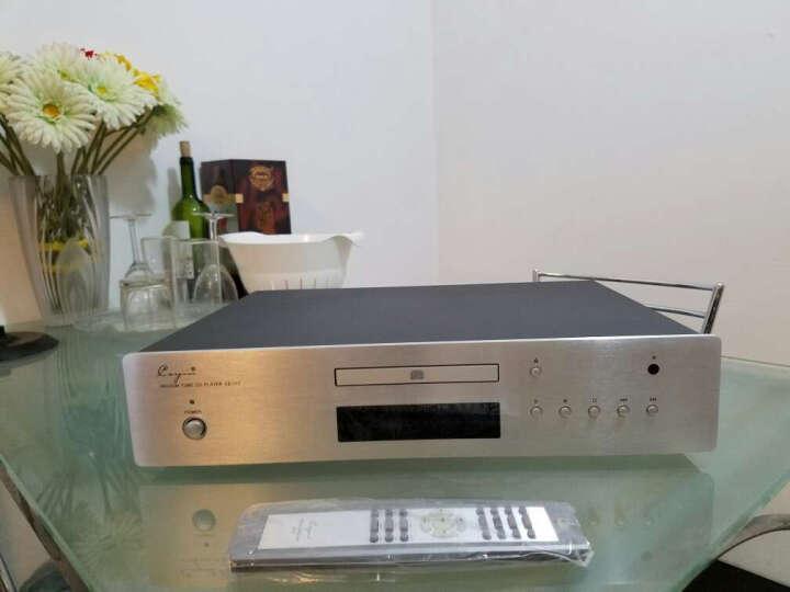 凯音 CAYIN  CD-11T 斯巴克 CD播放器 桌面hifi 高保真发烧CD影碟机 晒单图