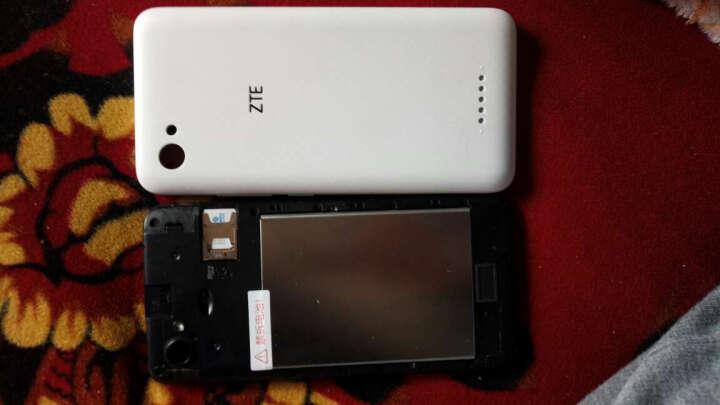 【二手99新】中兴(ZTE) 远航Blade A601 白色 1G+8G全网通 晒单图