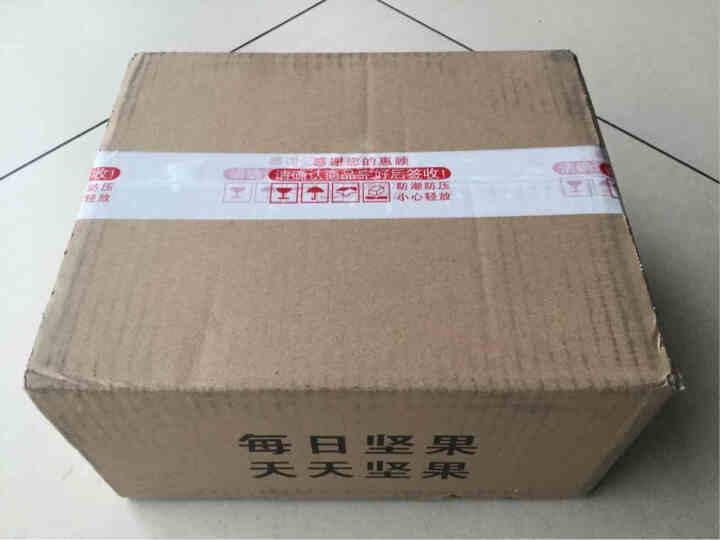 优盒子(U-BOX) 每日坚果 年货混合坚果仁 休闲零食 进口坚果礼盒大礼包 【赠品勿拍】每日坚果手提袋 晒单图
