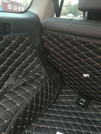 靓知渝 汽车后备箱垫昂科威锐界宝骏560速腾 汉兰达荣威RX5途观威朗昂科拉英朗专用尾箱垫 黑色五件套 宝马5系3系7系X1 X3 X4 X5 X6 1系 晒单图