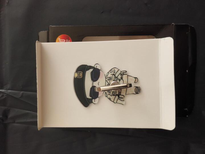 森的指环支架指扣苹果安卓手机平板卡通懒人适用于iphone6/7/6s/5s 穿心-水钻指环扣 适中 晒单图