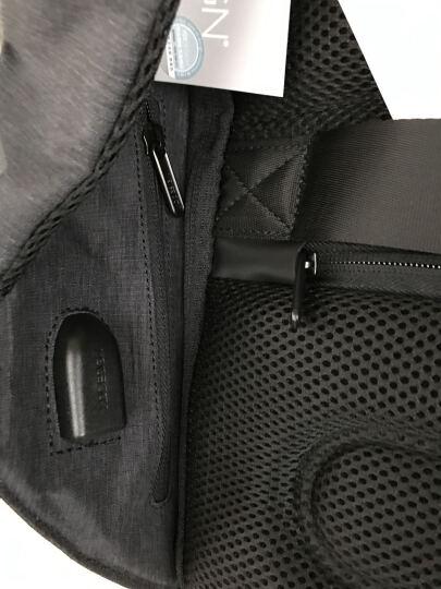 XDDESIGN蒙马特城市安全防盗背包Hero新款背包笔记本电脑生日礼物男女生双肩电脑包情人节礼物 经典黑-15.6英寸【经典配色-大容量裸包】 晒单图
