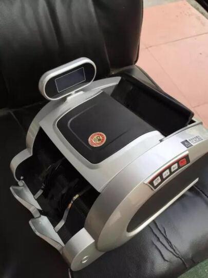可识别新版人民币 欣阳667C全智能点钞机 银行专用验钞机 小型便携式带语音 漏假包赔 银黑色 晒单图