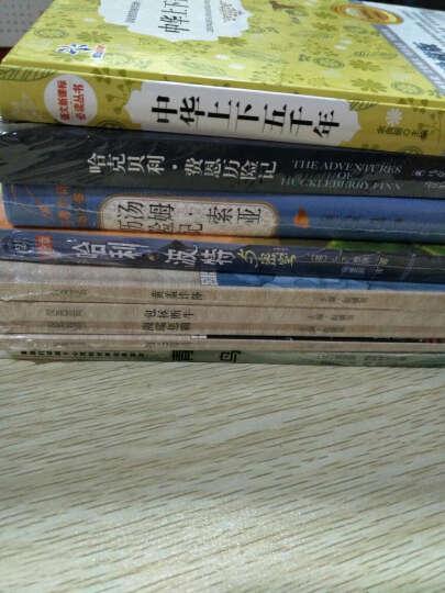 幼学启蒙丛书-中国智谋故事·黄盖诈降(中英对照精装版) 晒单图