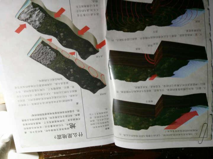 """绘画版""""愤怒的大自然""""系列丛书:地震、雪崩、泥石流 晒单图"""