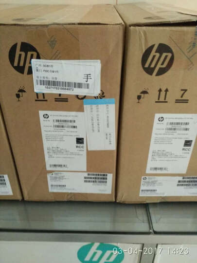 惠普(HP)小欧 260-p039cn 台式办公电脑主机(i3-6100T 4G 500G Win10 三年上门) 晒单图