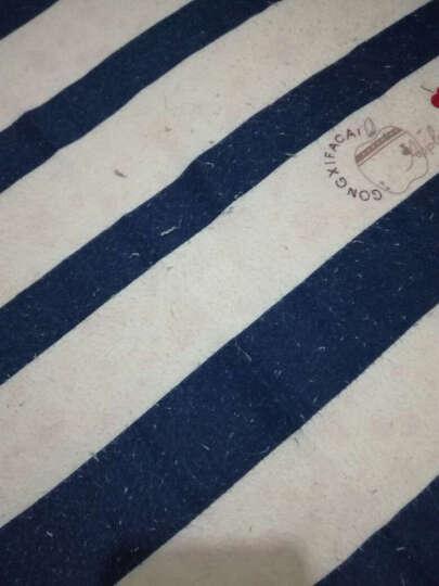 雪姿兰家纺 三件套全棉磨毛秋冬款学生宿舍儿童卡通1.2/1.5/1.8m单双人床全棉四件套 依恋 2米床 被套2.2*2.4m 晒单图
