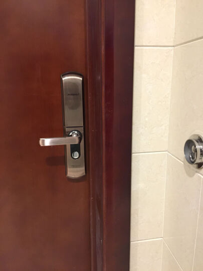 凯迪仕(KAADAS) 凯迪仕 指纹锁密码锁智能锁电子锁家用防盗门锁 9113 装饰假锁 晒单图