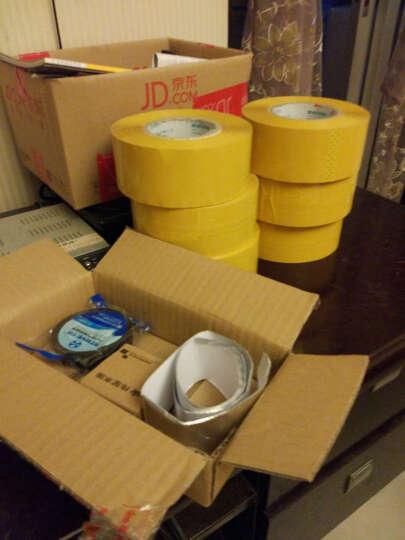 伟星 生料带 水管角阀卫浴软管高性能密封带 强耐候性防漏水封水纸 加厚加宽 型号1303-20米(5只装) 晒单图