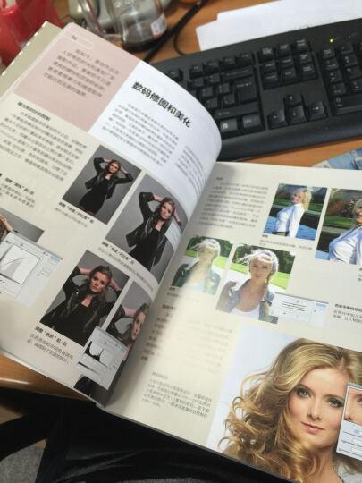 摄影师和模特的终极摆姿圣经:人像摄影POSE 1000 晒单图
