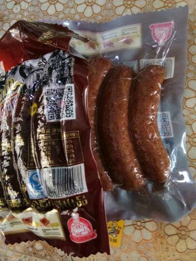 秋林食品公司袋装红肠 500g 哈尔滨特产 哈尔滨秋林食品原厂包装 晒单图