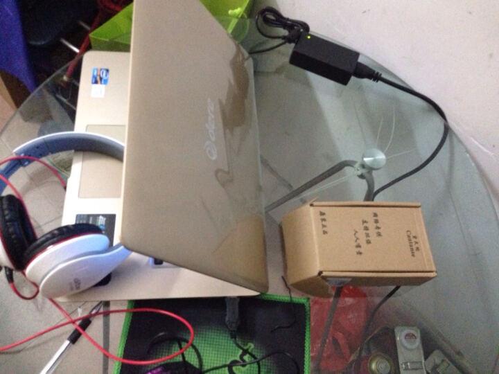 戴睿(dere) D830 14 英寸  四核轻薄笔记本电脑  娱乐学习刀锋本 土豪金 四核 高清屏  4G内存 240GSSD 晒单图
