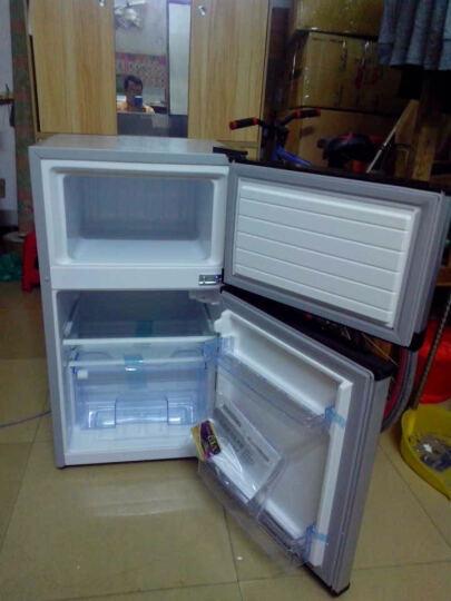 七星(SEVEN STARS)106升小冰箱双门电冰箱迷你 BCD-106DQ【京东发货】 晒单图