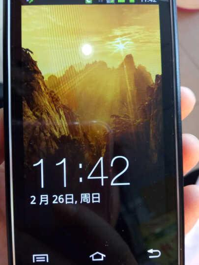 三星 W999  翻盖手机 双卡双待! 黑色 电信3G 晒单图