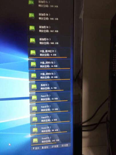 GODO2.5/3.5英寸移动硬盘盒SATA3转USB3.0硬盘座硬盘转接盒 黑色 晒单图