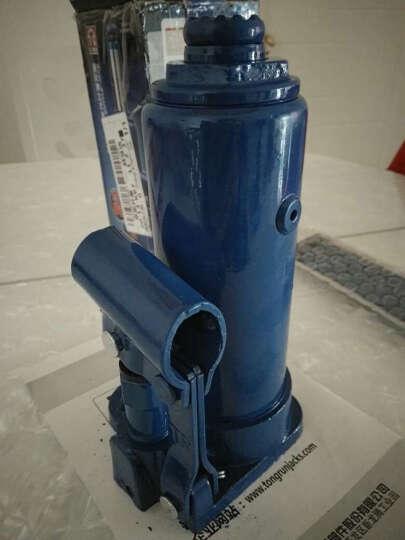 通润(TORIN)立式液压千斤顶  车载便携 起重工具 额定载重 汽车维修 2T-50T 2T蓝色立顶+扳手 晒单图