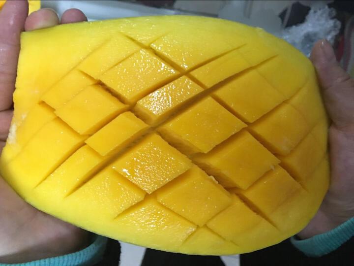 唐果食光 台湾水仙芒果2.5kg 生鲜新鲜水果 晒单图