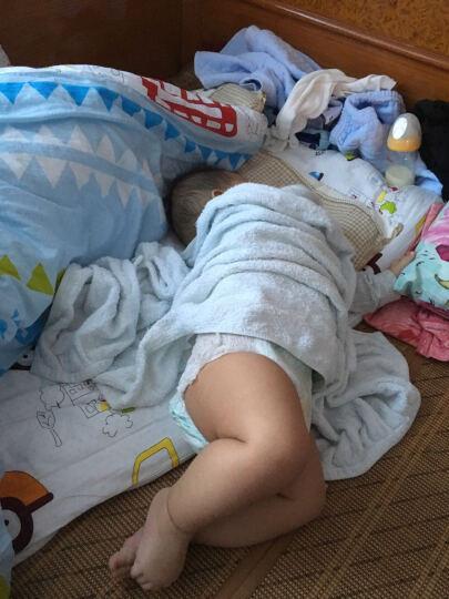 咕咚咕咚儿童被子棉花被幼儿园冬被纯棉宝宝被婴儿被被芯被套棉被三件套 爱丽丝 双胆被 套餐组合二 晒单图