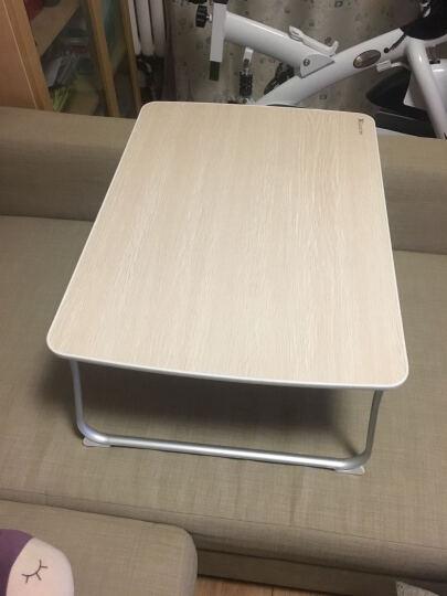赛鲸(XGear) 笔记本床上电脑桌 书桌学习桌 折叠懒人桌子 大桌面 H70加大版 晒单图