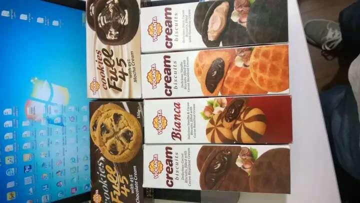 百夫长(VIOLANTA) 欧洲进口零食夹心早餐燕麦曲奇饼干 蜂蜜燕麦曲奇饼干200g 晒单图