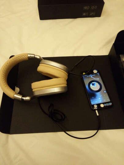 音伏in-voice 高解析音质头戴式HIFI耳机音乐耳机重低音降噪 音符in voice 粉色 晒单图