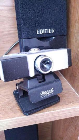 蓝色妖姬(BLUELOVER)摄像头 高清晰网络 摄像头 T3200黑 绝地求生 吃鸡视频聊天 晒单图