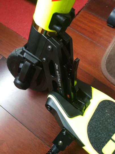 松鸟(SONGNIAO) 电动滑板车松鸟K6-1迷你折叠两轮电动车男女成人便携代步车 迷你红-延长续航35公里 晒单图