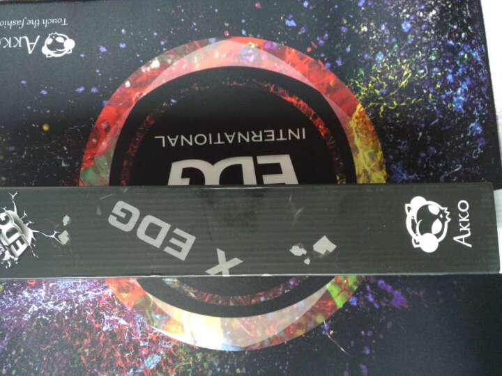 AKKO EDG梦幻鼠标垫 合作设计限量版 黑色 晒单图