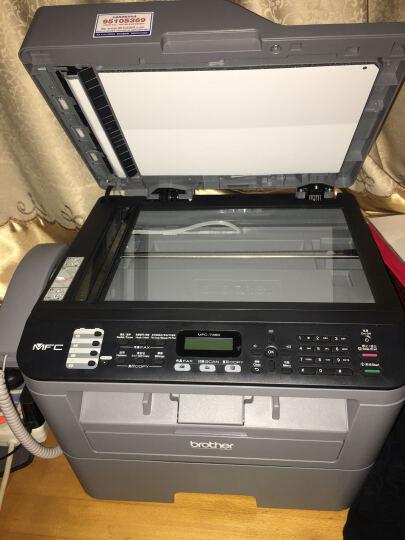 兄弟(brother) MFC-7380黑白激光传真打印一体机打印复印扫描传真A4办公商用 官方标配 晒单图
