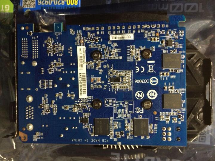 技嘉(GIGABYTE)GeForce GT740D5OC-2GI GeForce GT740 1072MHz/5000MHz 2GB/128bit GDDR5显卡 晒单图