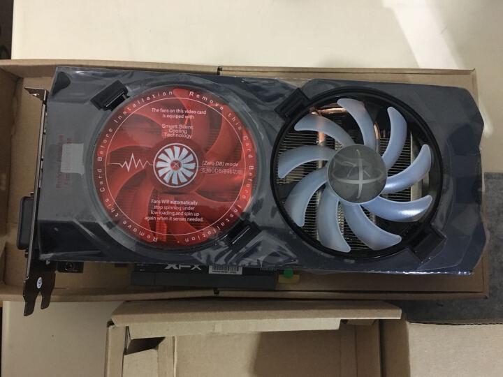 讯景(XFX)RX 480 8G 深红版 1338MHz/8GHz 256bit GDDR5 显卡 晒单图