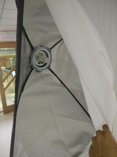 金贝SPARKII400W摄影灯摄影棚套装影室闪光灯引闪器造型灯泡摄影器材 SPARKIII-400W三灯 晒单图