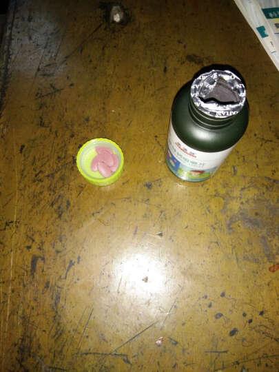 美澳健 铁锌钙咀嚼片 60片/瓶 铁锌钙咀嚼片 单瓶 晒单图