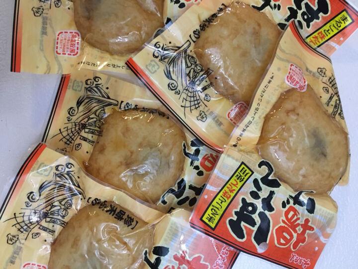 日本suguru's碳烤原味丸玉芝士墨鱼烧片进口 海鲜美味食品零食 墨鱼烧原味蓝色3包 晒单图