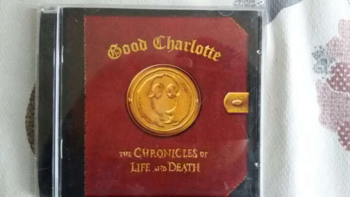 夏洛特乐队:生与死的编年史(CD) 晒单图