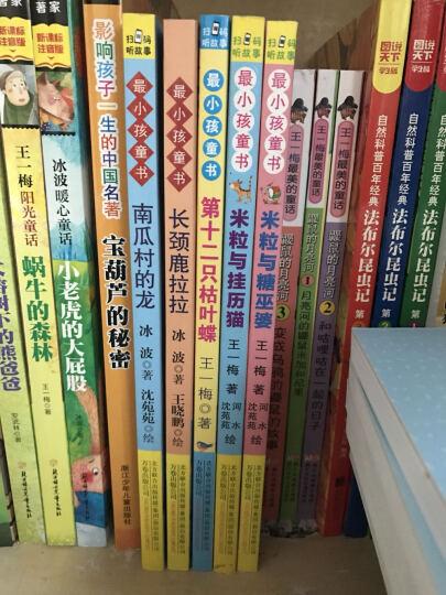 最小孩童话故事·王一梅系列(套装全4册) 晒单图