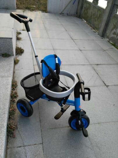 好孩子官方旗舰店gb三轮车儿童脚踏车宝宝童车婴儿玩具手推车1-3岁 SR600 红色(SR600R-L008) 晒单图