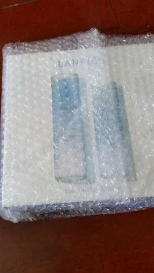 兰芝(LANEIGE) 水乳套装 化妆品护肤水酷补水保湿爽肤水乳液护肤品礼盒 水衡透润精华水200ml(中干性肌肤) 晒单图