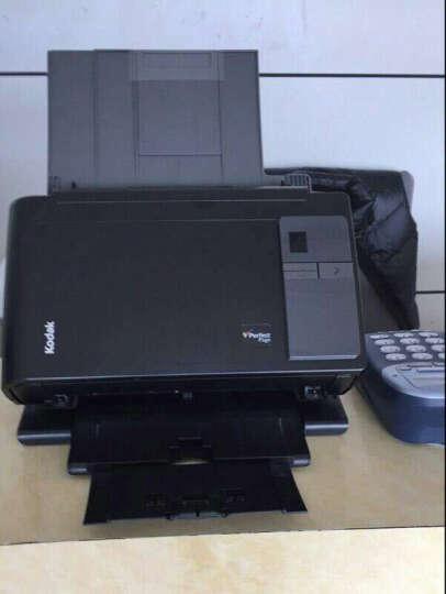 柯达(Kodak)i2400 A4高速双面自动进纸扫描仪30页/60面 晒单图