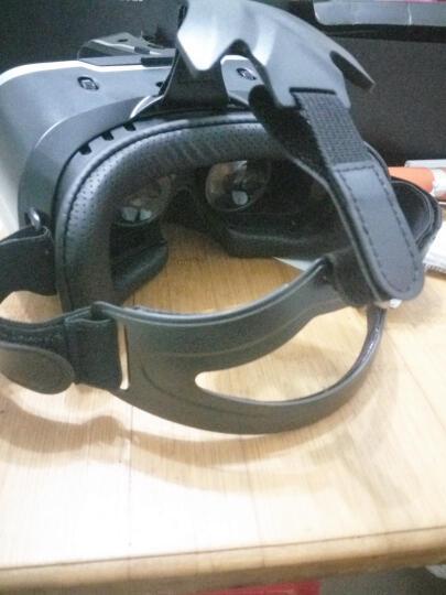 千幻魔镜旗舰之作 3D虚拟现实VR眼镜 手机智能影院头盔 头戴式vr全景全沉浸游戏ar VR眼镜+通用游戏手柄+耳机+运费险+海量片源 晒单图