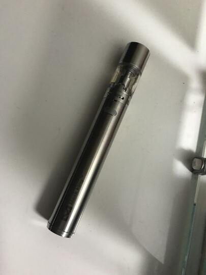 Mask King(MK)电子烟套装美国进口品牌MiniTank蒸汽烟戒烟器大烟雾电子烟 银色 标准款 晒单图