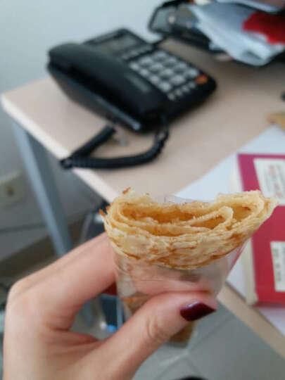 高笛美食 法国进口烘焙甜品 可丽饼 24g*10 黄油甜味口味 晒单图