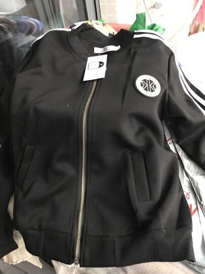 伏运 2018夏季新款中长款开衫薄外套女披肩雪纺上衣超仙外搭蕾丝防晒衣女 黑色 XL 晒单图