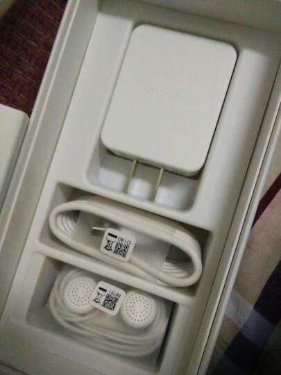 OPPO A37 全网通4G手机 双卡双待 2GB+16GB内存 赠全套配件 玫瑰金色 官方标配 晒单图