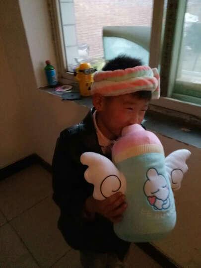 蜗蘼 天使奶瓶毛绒玩具公仔大抱枕 宝宝奶嘴玩偶娃娃靠垫儿童生日礼物 翅膀奶瓶1m 晒单图