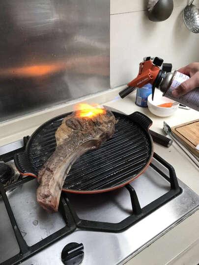 所味食光 澳洲进口战斧牛排 带骨眼肉 长骨肉眼牛扒 单根 谷饲 整肉原切 宴请有面子 1000g 晒单图