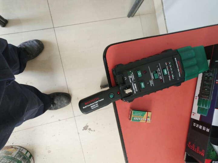 华仪(MASTECH)MS6812电信专用电话网线查线器寻线仪测线仪 晒单图