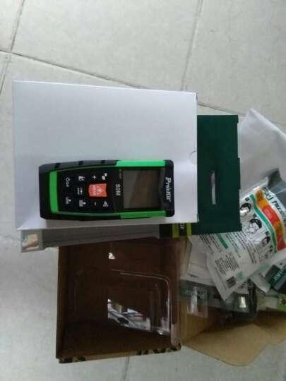 宝工(Pro'sKit) NT-8580专业激光红外线测距仪(80米)手持镭射红外线测距仪 晒单图