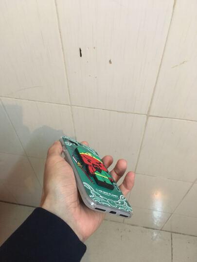 张小盒 苹果iPhone7/8手机壳 8Plus卡通立体公仔彩雕保护套 全包软边二合一 大刀关公【iPhone7】 晒单图